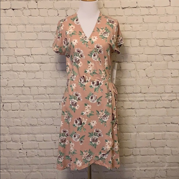 Just be Dresses & Skirts - Pale Pink Flower Sundress. NWT